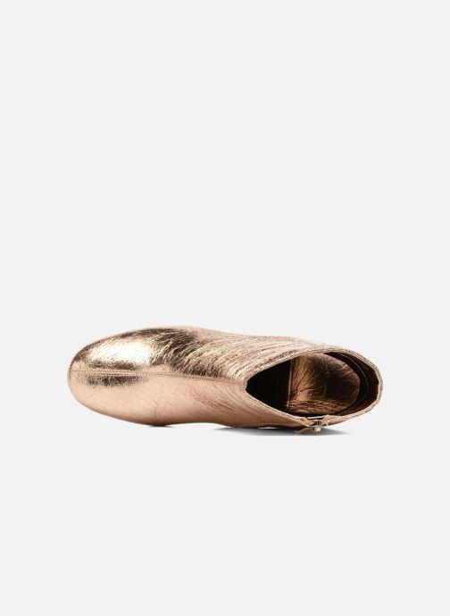 Boots en enkellaarsjes I Love Shoes CORINA Goud en brons links