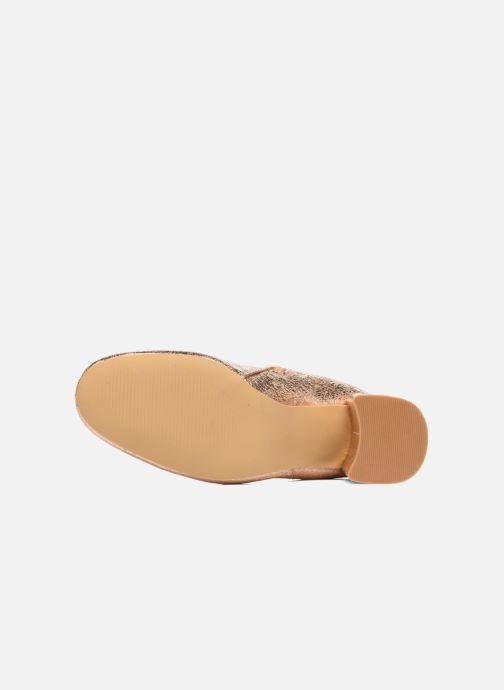 Boots en enkellaarsjes I Love Shoes CORINA Goud en brons boven