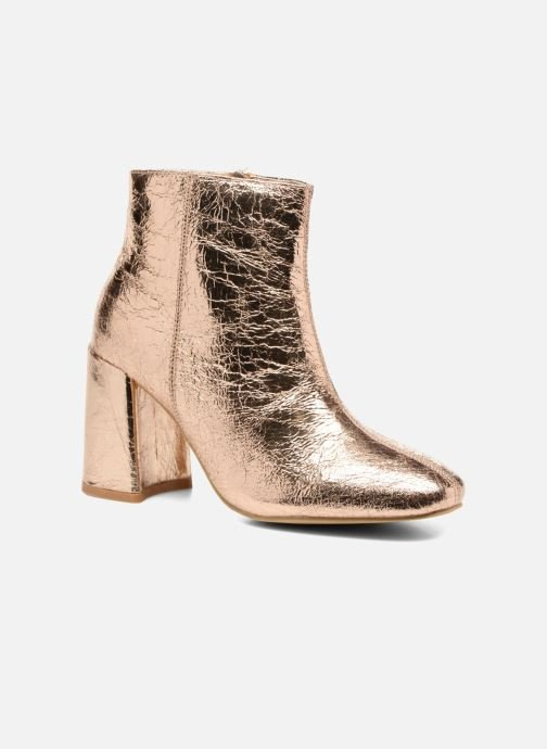 Boots en enkellaarsjes I Love Shoes CORINA Goud en brons detail