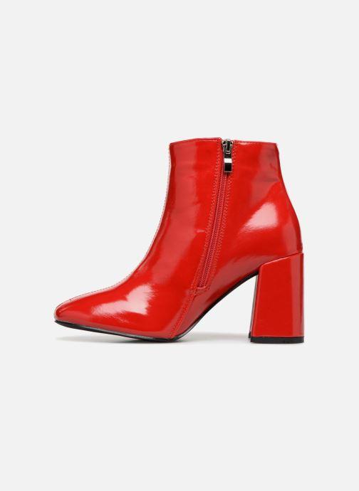 Stiefeletten & Boots I Love Shoes CORINA rot ansicht von vorne