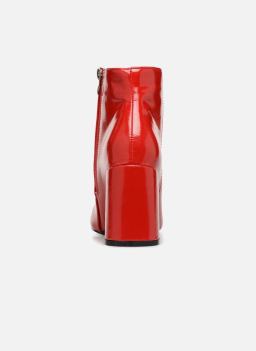 Botines  I Love Shoes CORINA Rojo vista lateral derecha