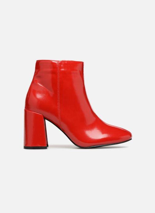 Botines  I Love Shoes CORINA Rojo vistra trasera