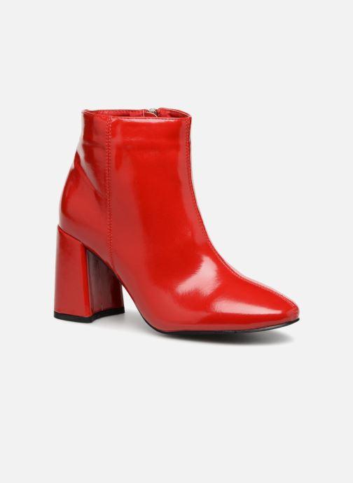 Bottines et boots I Love Shoes CORINA Rouge vue détail/paire