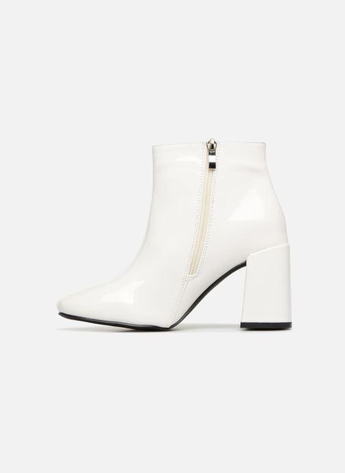 Boots en enkellaarsjes I Love Shoes CORINA Wit voorkant