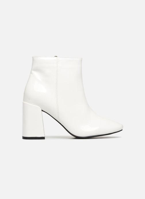 Boots en enkellaarsjes I Love Shoes CORINA Wit achterkant