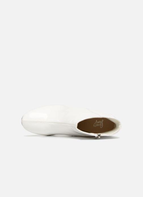 Boots en enkellaarsjes I Love Shoes CORINA Wit links