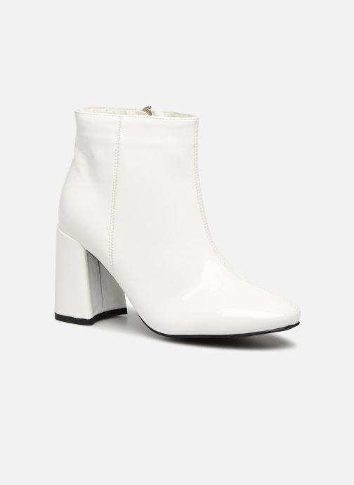 Boots en enkellaarsjes I Love Shoes CORINA Wit detail