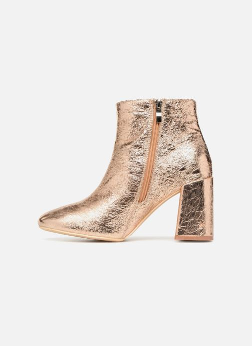 Stiefeletten & Boots I Love Shoes CORINA gold/bronze ansicht von vorne