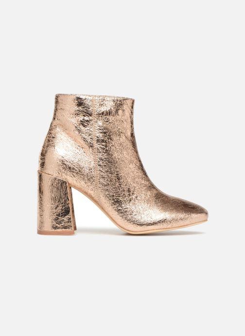 Stiefeletten & Boots I Love Shoes CORINA gold/bronze ansicht von hinten
