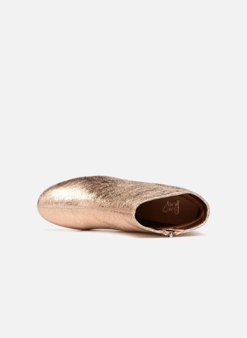 Stiefeletten & Boots I Love Shoes CORINA gold/bronze ansicht von links
