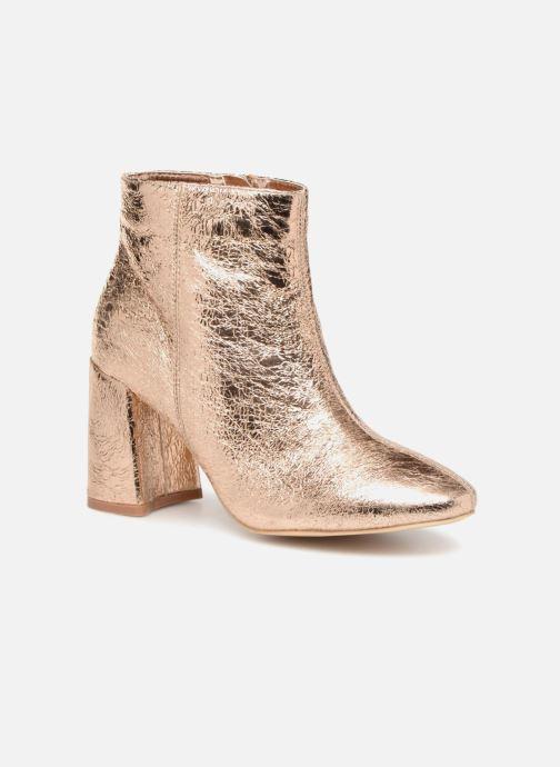 Bottines et boots I Love Shoes CORINA Or et bronze vue détail/paire