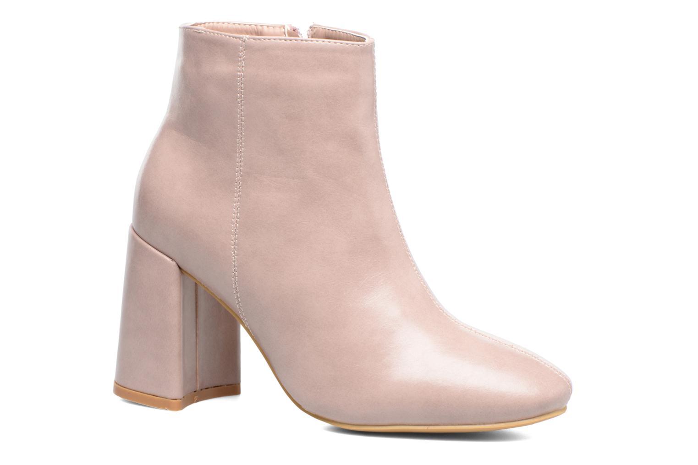 Boots en enkellaarsjes I Love Shoes CORINA Roze detail