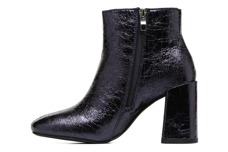Boots en enkellaarsjes I Love Shoes CORINA Blauw voorkant