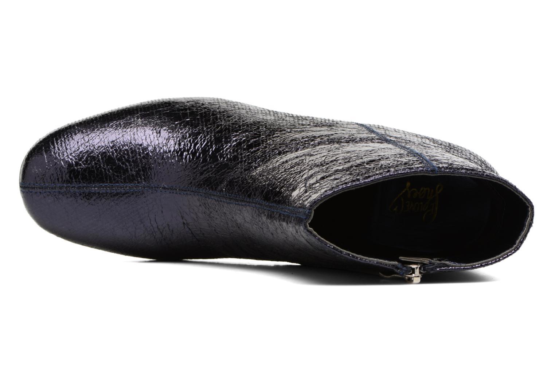 Boots en enkellaarsjes I Love Shoes CORINA Blauw links