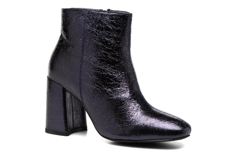 Ankelstøvler I Love Shoes CORINA Blå detaljeret billede af skoene