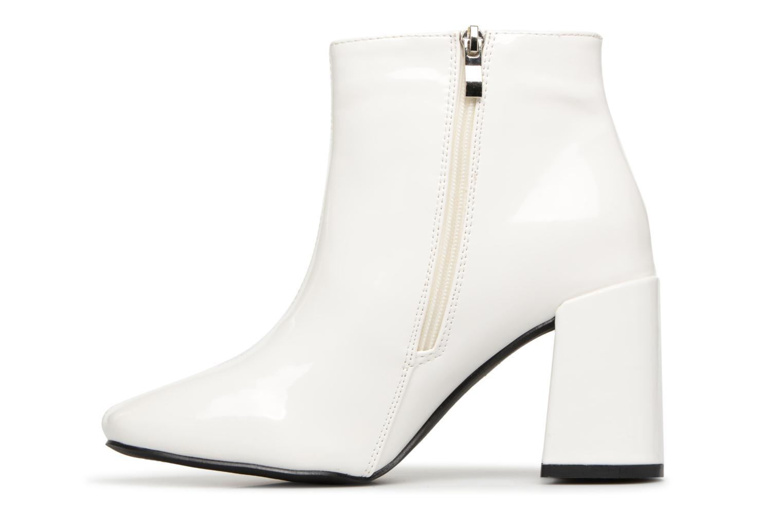 Bottines et boots I Love Shoes CORINA Blanc vue face