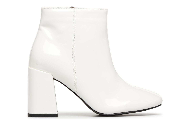 Bottines et boots I Love Shoes CORINA Blanc vue derrière