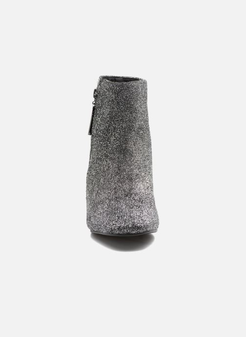 Ankle boots I Love Shoes CRISTINA Silver model view