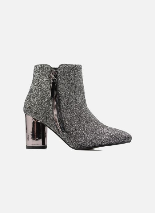 Ankle boots I Love Shoes CRISTINA Silver back view