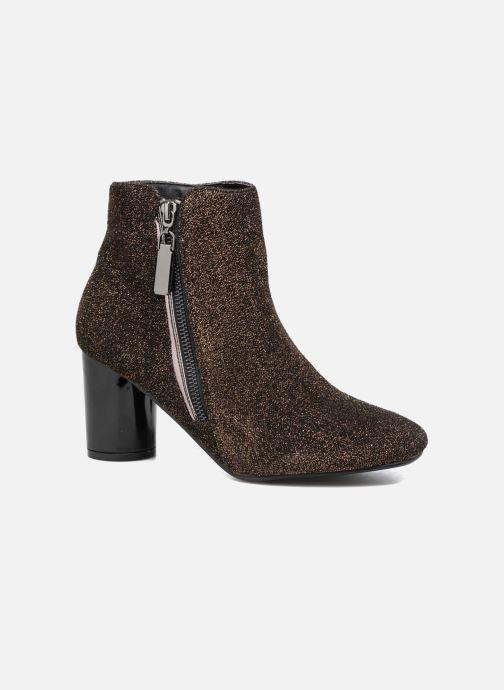 Stivaletti e tronchetti I Love Shoes CRISTINA Oro e bronzo vedi dettaglio/paio