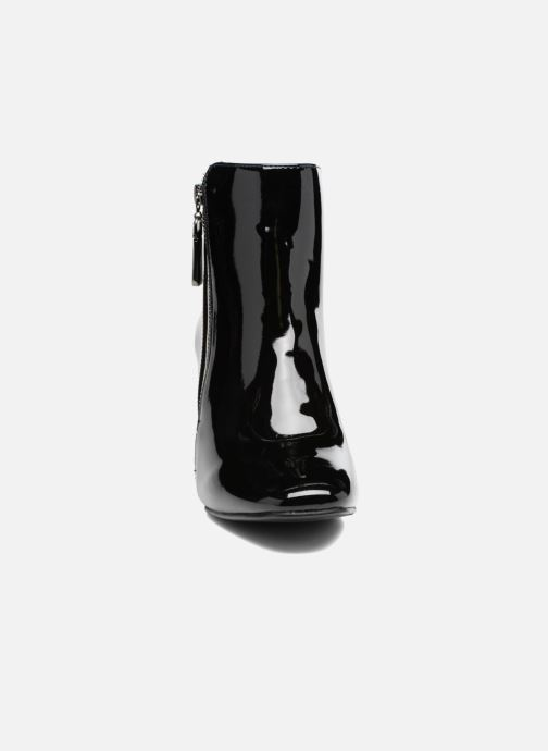 Bottines et boots I Love Shoes CRISTINA Noir vue portées chaussures
