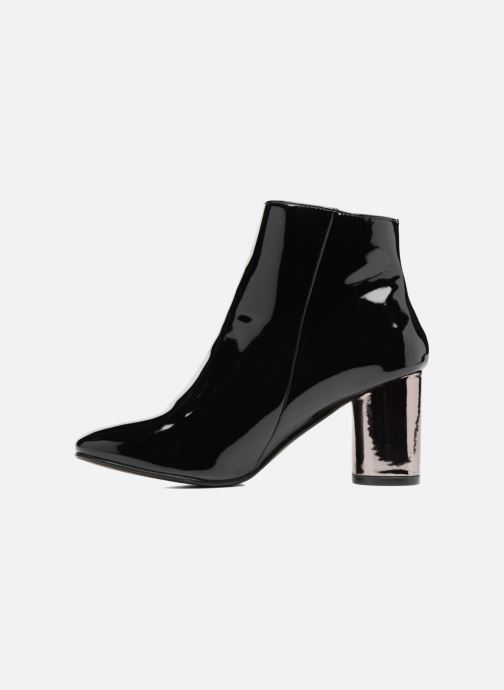 Ankle boots I Love Shoes CRISTINA Black front view