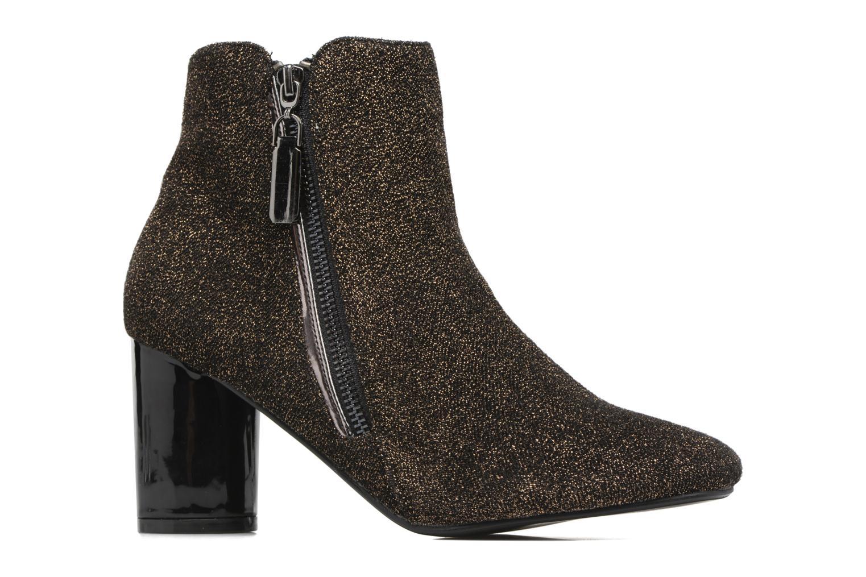 Stivaletti e tronchetti I Love Shoes CRISTINA Oro e bronzo immagine posteriore