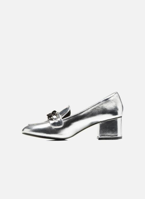 I Love Sarenza304664 CelinaplateadoMocasines Chez Shoes y7Ybf6vg