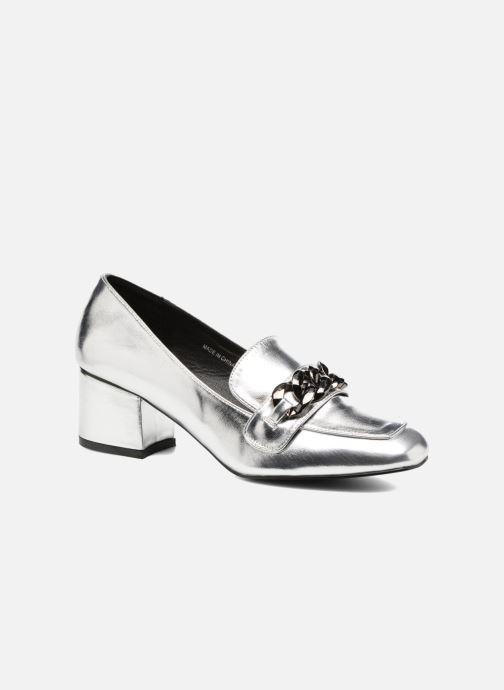 Mocassins I Love Shoes CELINA Argent vue détail/paire