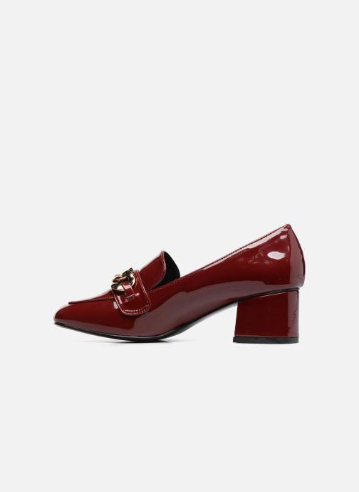 Mocasines I Love Shoes CELINA Vino vista de frente