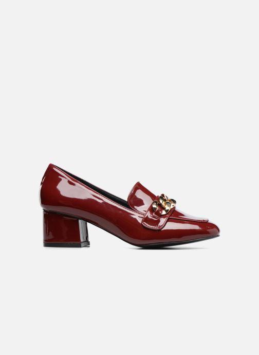 Loafers I Love Shoes CELINA Burgundy back view