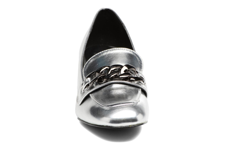 Mocassins I Love Shoes CELINA Argent vue portées chaussures