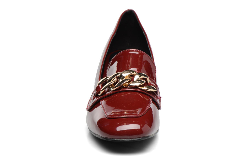 Mocassins I Love Shoes CELINA Bordeaux vue portées chaussures