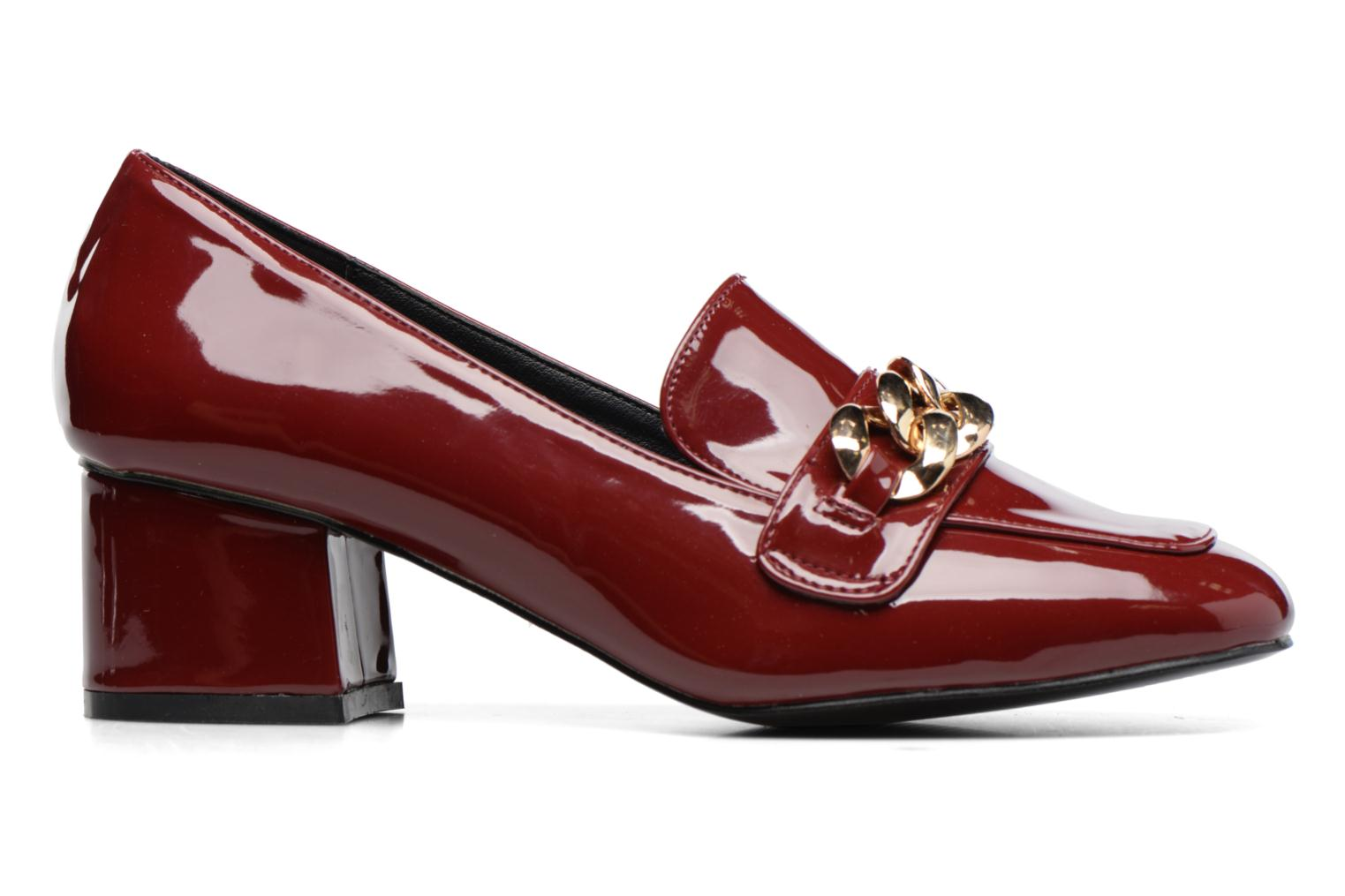 Loafers I Love Shoes CELINA Burgundy back view