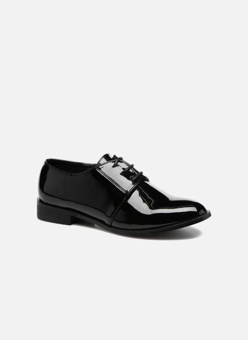 Chaussures à lacets I Love Shoes CLEMIA Noir vue détail/paire