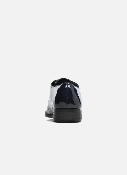 Chaussures à lacets I Love Shoes CLEMIA Bleu vue droite