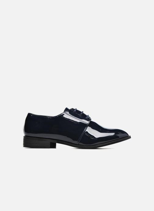 Scarpe con lacci I Love Shoes CLEMIA Azzurro immagine posteriore
