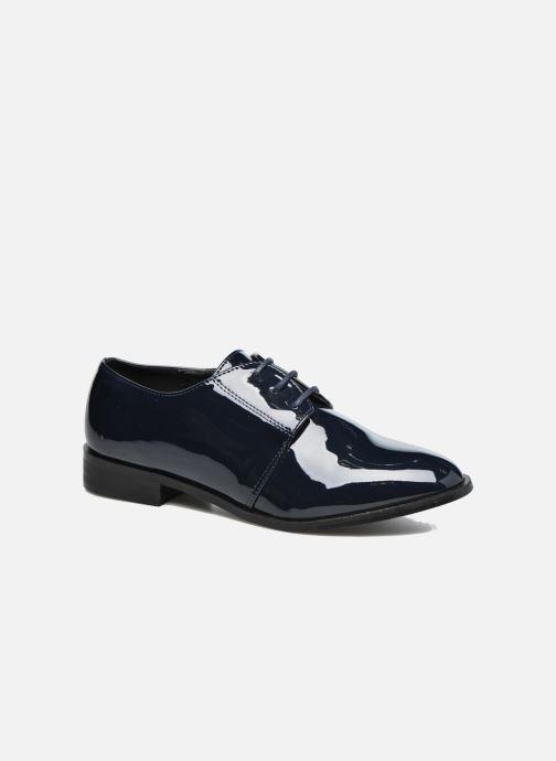 Chaussures à lacets I Love Shoes CLEMIA Bleu vue détail/paire