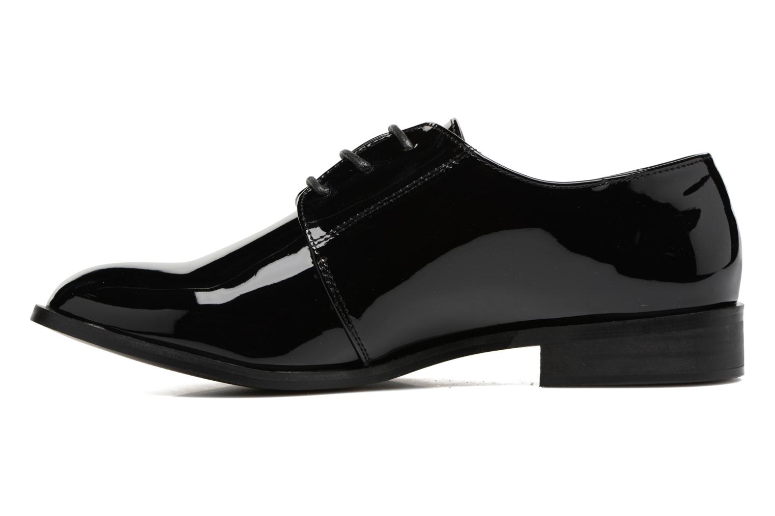 Zapatos con cordones I Love Shoes CLEMIA Negro vista de frente