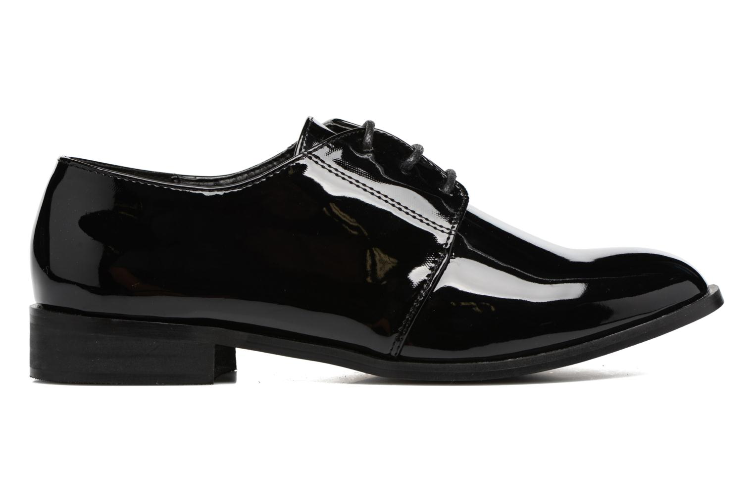 Zapatos con cordones I Love Shoes CLEMIA Negro vistra trasera