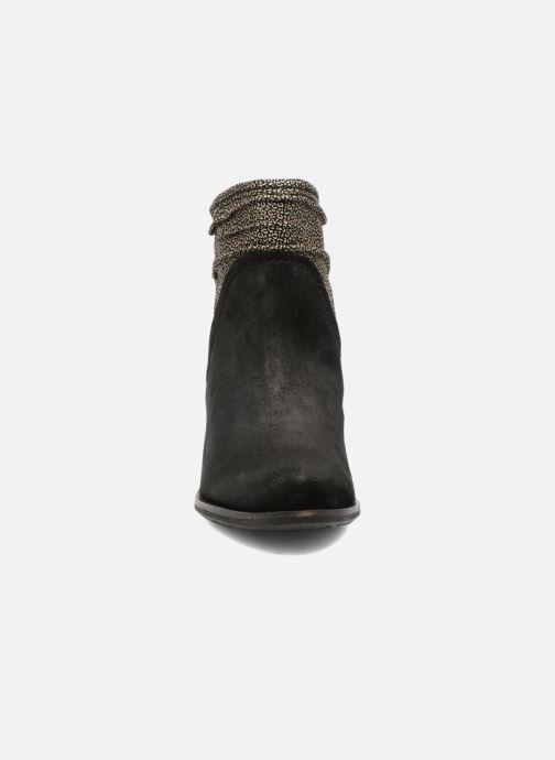 Bottines et boots Dkode Candy Beige vue portées chaussures