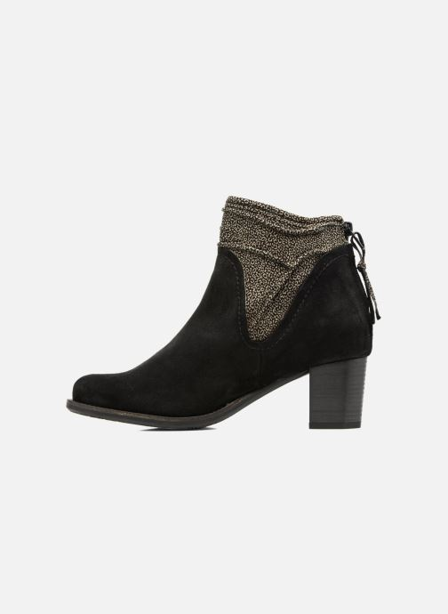 Bottines et boots Dkode Candy Beige vue face
