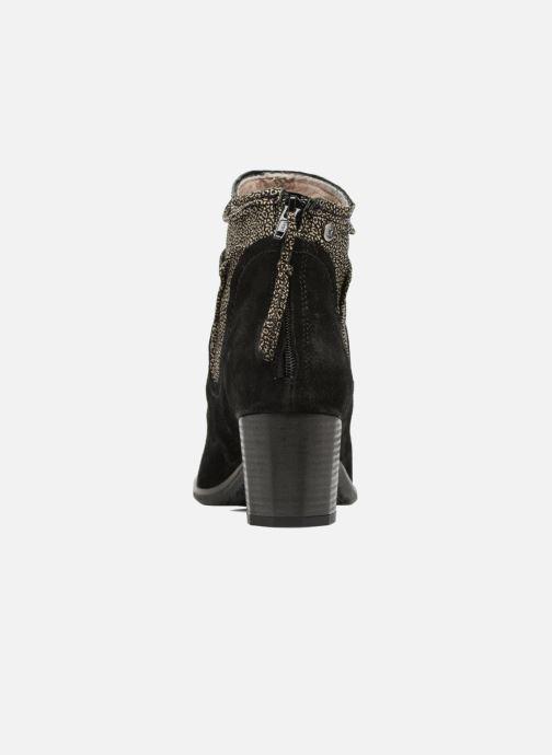 Bottines et boots Dkode Candy Beige vue droite