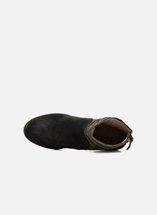 Bottines et boots Dkode Candy Beige vue gauche