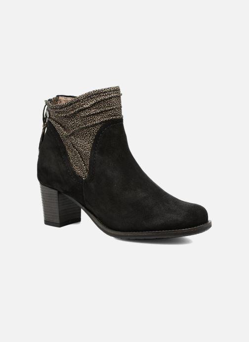 Bottines et boots Dkode Candy Beige vue détail/paire