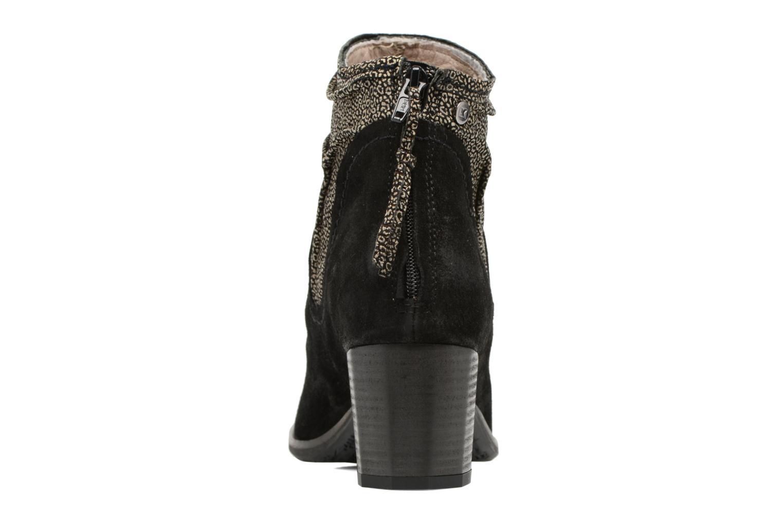 Boots en enkellaarsjes Dkode Candy Beige rechts