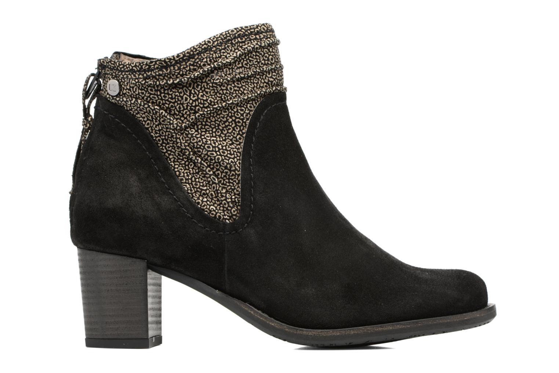 Boots en enkellaarsjes Dkode Candy Beige achterkant