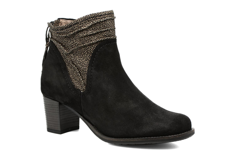 Boots en enkellaarsjes Dkode Candy Beige detail