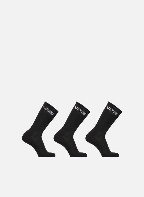 Sokken en panty's Vans CLASSIC CREW LOT DE 3 Zwart detail