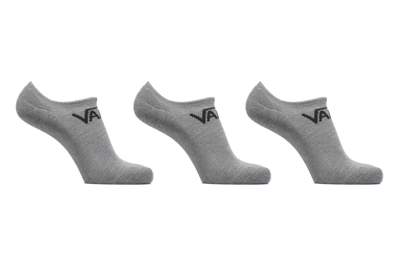 Calze e collant Vans CLASSIC KICK LOT DE 3 Grigio vedi dettaglio/paio